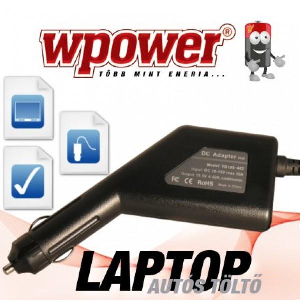 Asus Eee PC 900 laptop autós töltő 36W
