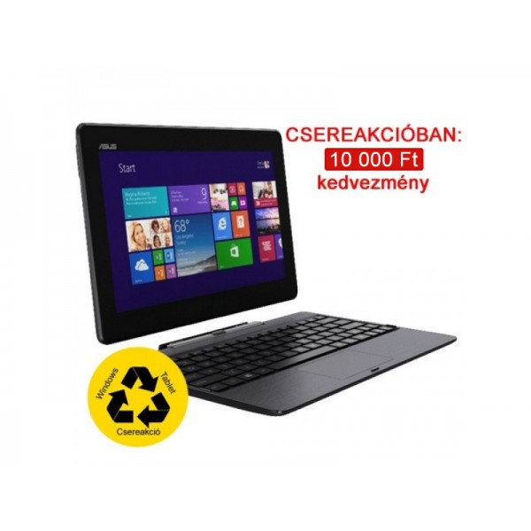 Asus T100TA-DK005H 2in1 W8.1 Csereakcióban! Tablet