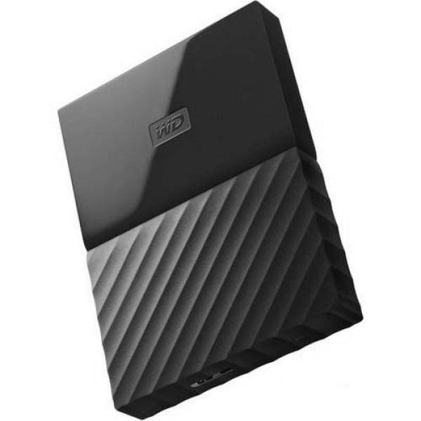"""USB 3.0 HDD 2,5"""" WD Passport 2TB Black (WDBS4B0020BBK) Kiegészítők"""