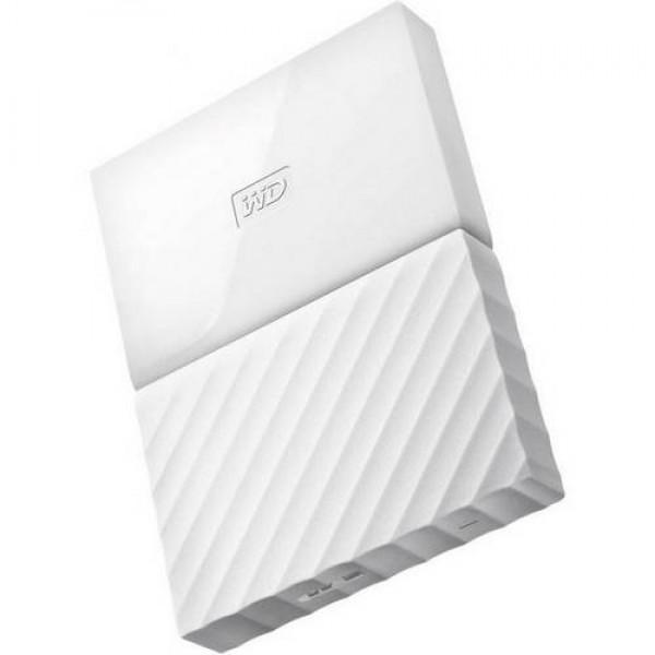 """USB 3.0 HDD 2,5"""" WD Passport 2TB White (WDBS4B0020BWT) Kiegészítők"""