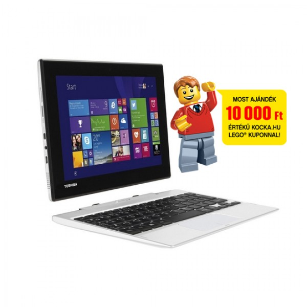 Toshiba Click Mini L9W-B-102 2in1 W8.1 Tablet