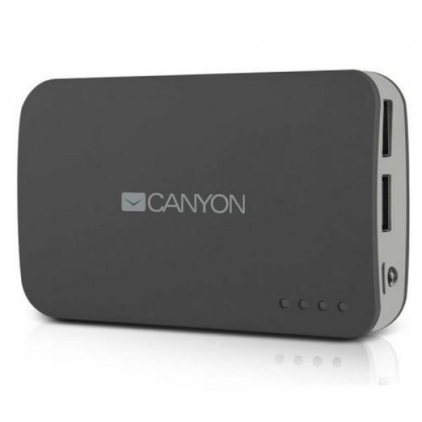 CANYON PowerBank 7800 mAh Grey CNE-CPB78DG Kiegészítők