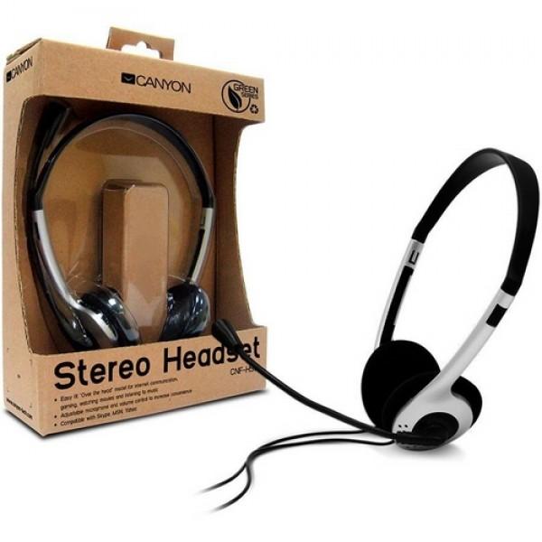 Headset CANYON CNF-HS01 Kiegészítők