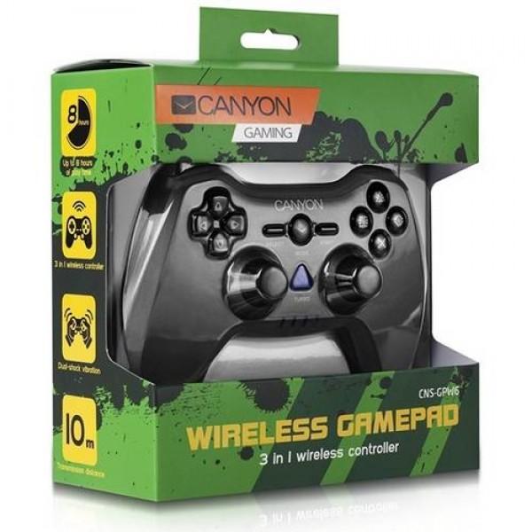 Canyon Wireless Gamepad VJ (CNS-GPW6) Kiegészítők