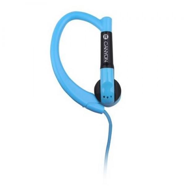 Earphones Sport CANYON Stereo Blue CNS-SEP1BL Kiegészítők