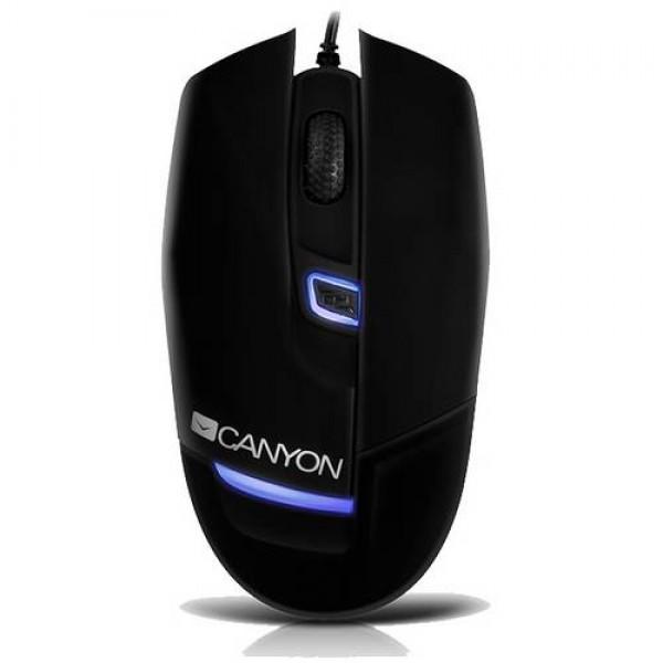Egér CANYON Optical Gaming Black CNS-SGM4B Kiegészítők