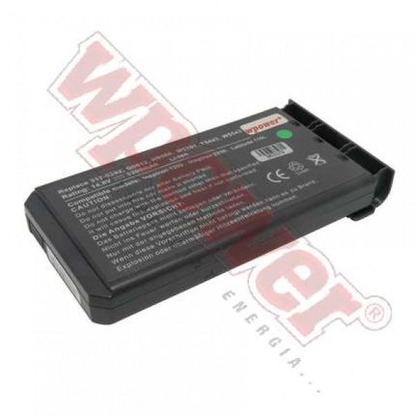 Dell 312-0292 laptop akku 5200mAh