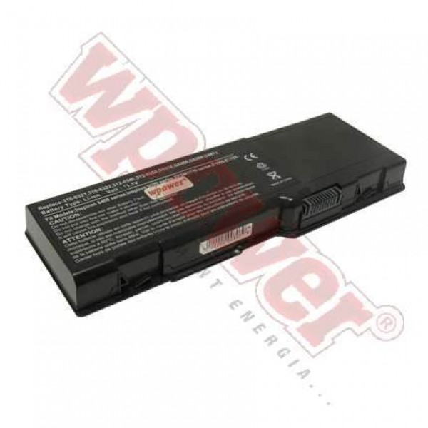Dell 312-0340 laptop akku 4400mAh