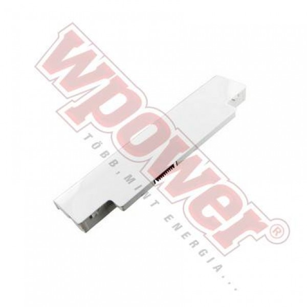 Dell Mini 1012 laptop akku 5200mAh, fehér