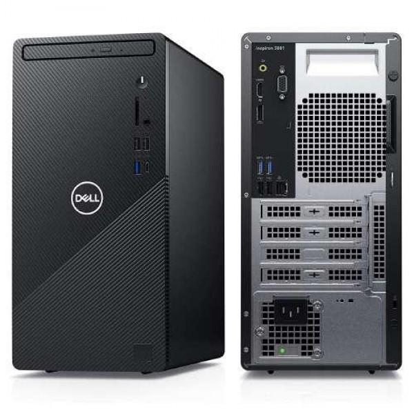 Dell PC Inspiron 3881 3881I3WA1 Black W10 PC