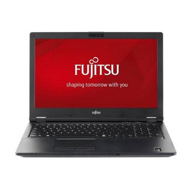Fujitsu LifeBook E458-LFBKE458-3 Black W10Pro - 8GB + O365 Laptop