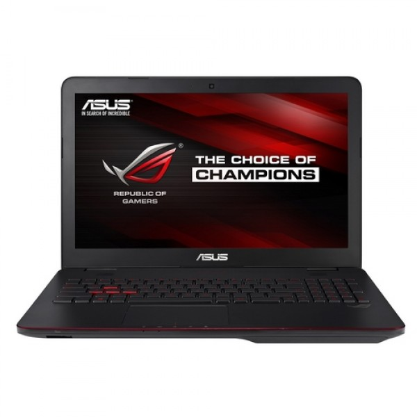 Asus G551JW-CN216D Black FD Laptop