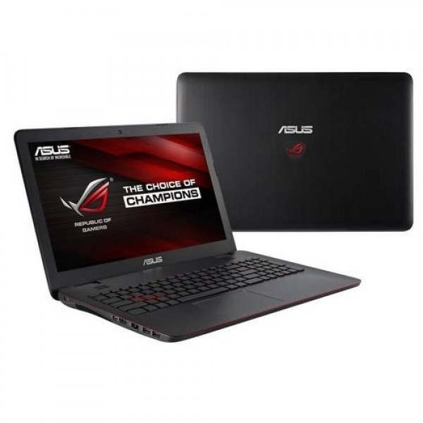 Asus G551VW-FW278D Black FD Laptop