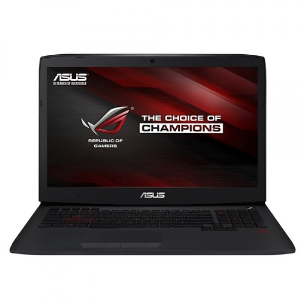 Asus ROG G751JT-T7107D Black FD Laptop