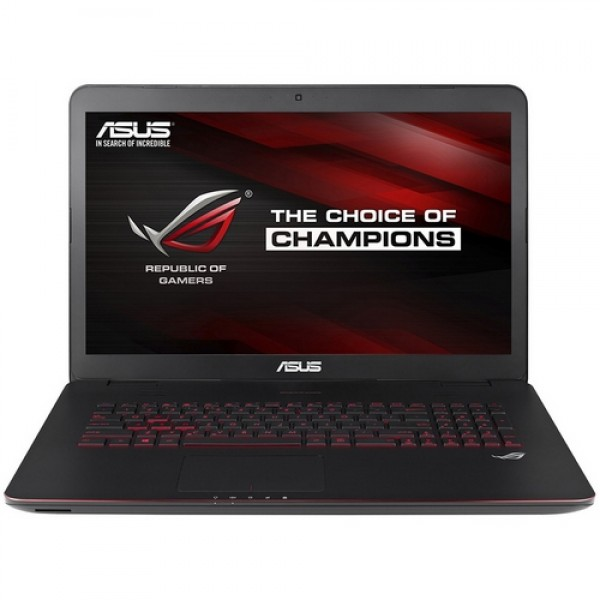 Asus G771JW-T7034D Black GEX - 8GB + Win8 + O365 Laptop