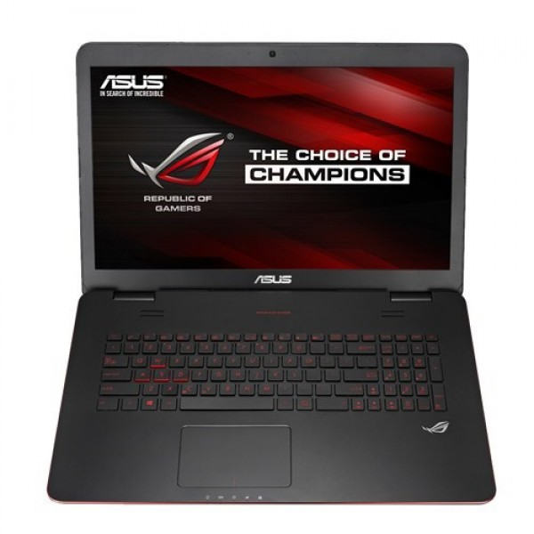 Asus G771JW-T7235T Black W10 Laptop
