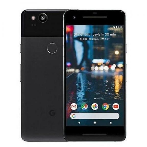 "Google Pixel 2 XL 6"" Black (GA00137_DE) Okostelefon"