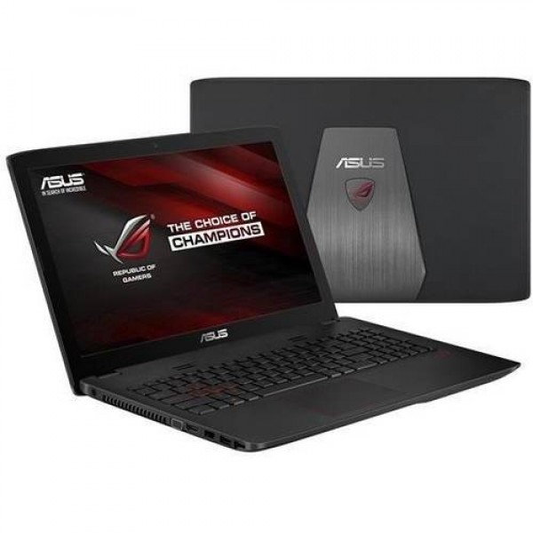 Asus GL552VW-CN515D Black - Win10 Laptop
