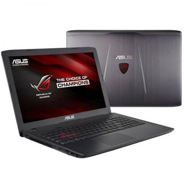 Asus GL552VX-CN059D Grey FD Laptop