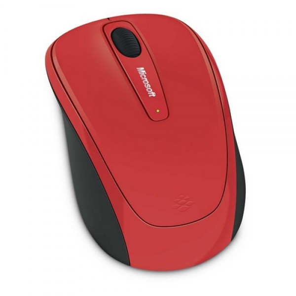 Egér Microsoft Wireless Mobile 3500 Red (GMF-00195) Kiegészítők
