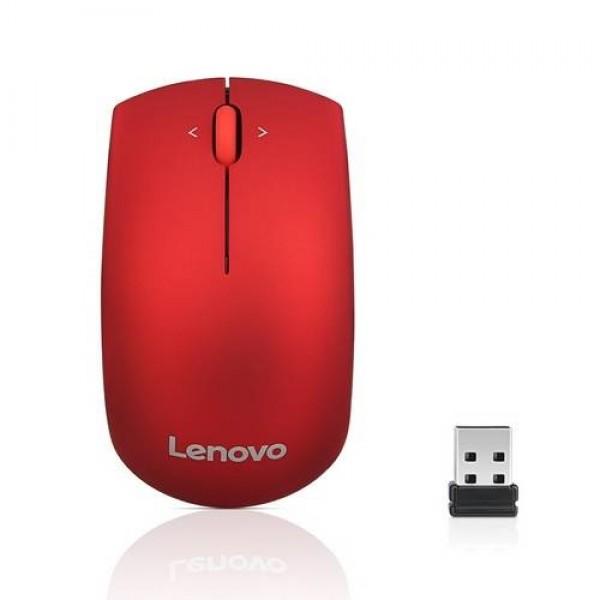 Lenovo 500 Precision Mouse Red (GX30N77991) Kiegészítők