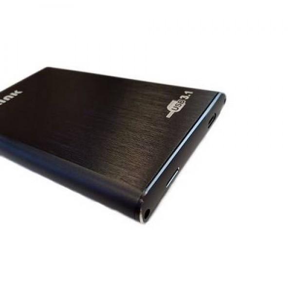 """USB 3.1 Type C 2,5"""" SATA HDD ház Kolink (HDSUB2U3C) Kiegészítők"""