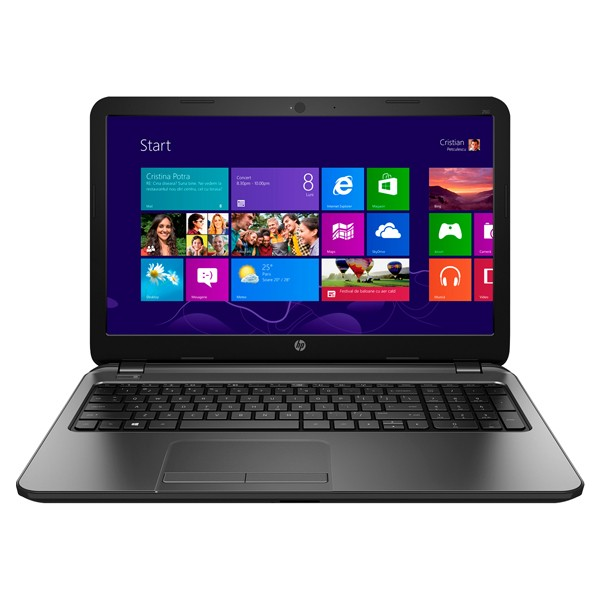 HP 250 Black W8.1 K3X03EA XMA Laptop
