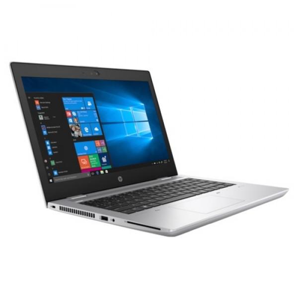 HP ProBook 640 G4 3JY21EA Silver W10 Pro - +250GB SSD Laptop
