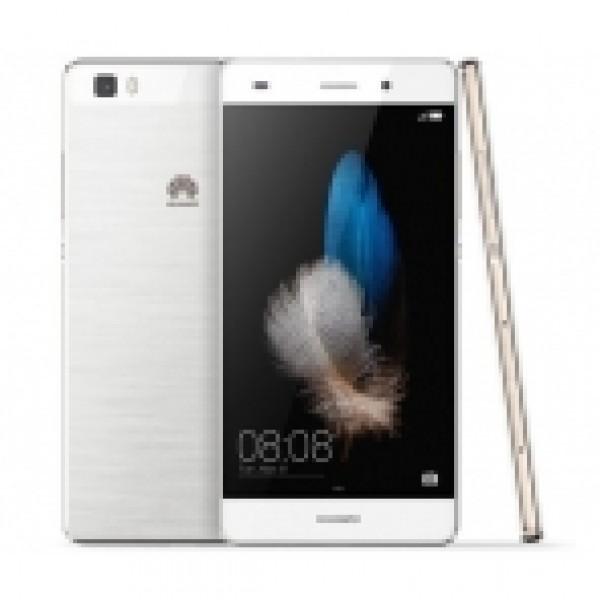 HUAWEI P8 LITE DS, WHITE Okostelefon