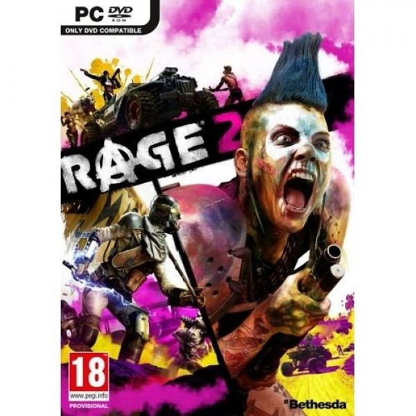 Game PC Rage 2 Játékprogram PC