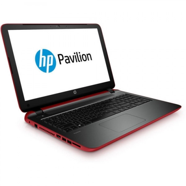HP Pavilion 15-P050SH J2T40EAW Red W8.1 - O365 Laptop