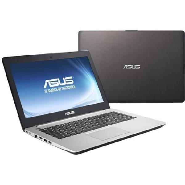 Asus K455LA-WX242H Grey W8.1 Laptop