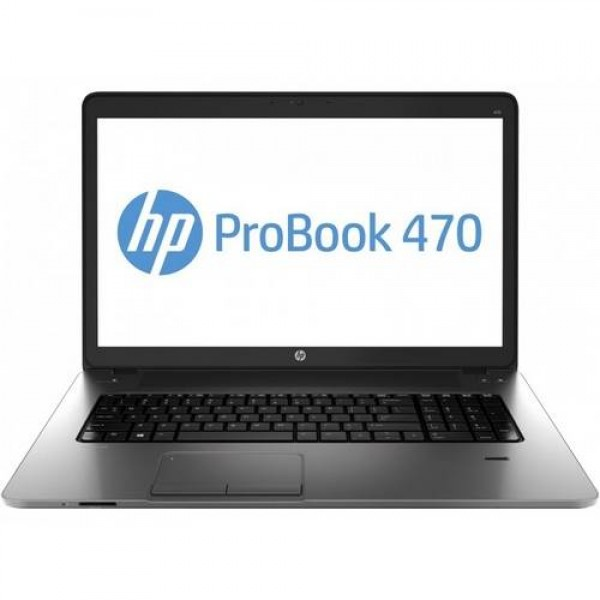 HP ProBook 470 G2 K9J50EA Grey 3Y - Win10 + O365 Laptop