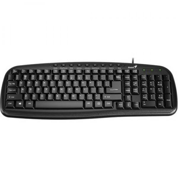 Genius KB-M225 Multimedia Keyboard Black Kiegészítők