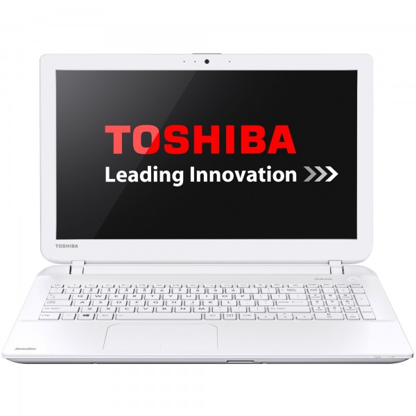 Toshiba Satellite L50-B-1DH White NoOs 2Y Laptop