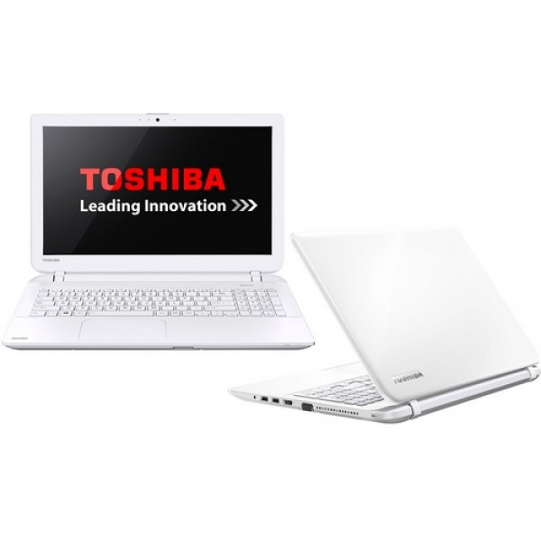 Toshiba Satellite L50-B-25C White 2Y* - 8GB + Win8 + O365 Laptop