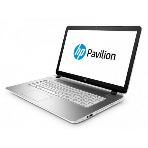 HP Pavilion 17-F202NH L5Z00EA White FD Laptop