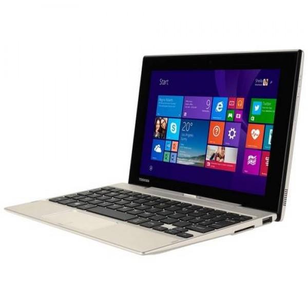 Toshiba Click Mini L9W-B-100 2in1 Gold W8.1 Tablet