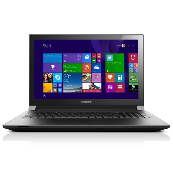 Lenovo B50-30 Black 59-439660_2Y - 8GB + Win8 + O365* Laptop