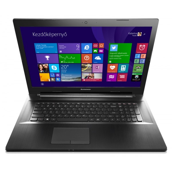 Lenovo B70-80 Grey 80MR00N1HV_2Y - 8GB + Win8 Laptop