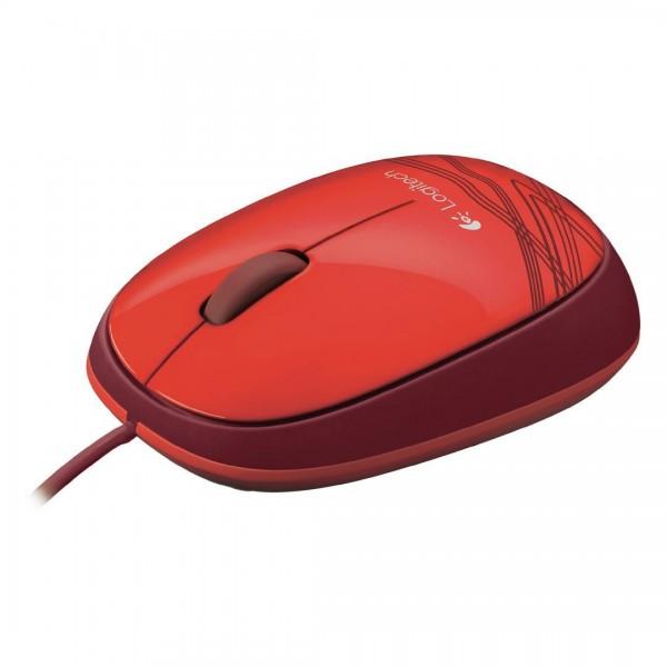 Logitech Mouse M105 Red 910-002942 Kiegészítők