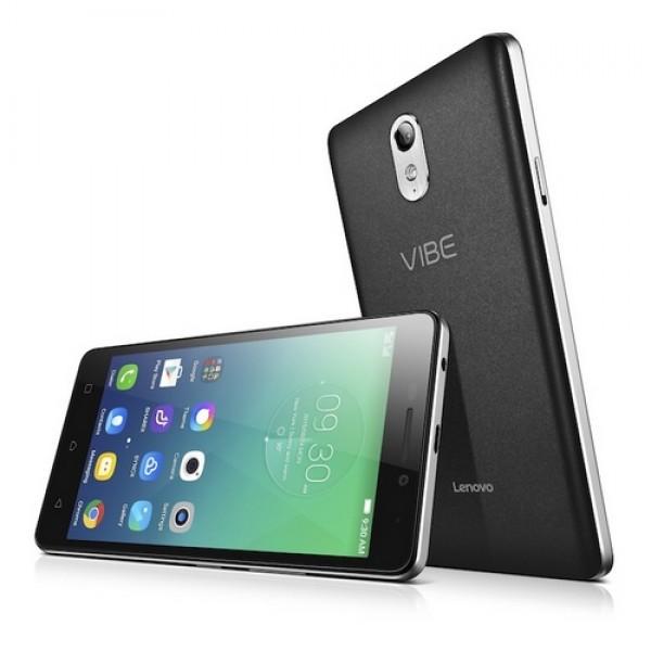 Lenovo Vibe P1m DualSIM Okostelefon Black Okostelefon