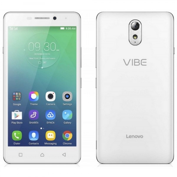 Lenovo Vibe P1m DualSIM Okostelefon White Okostelefon