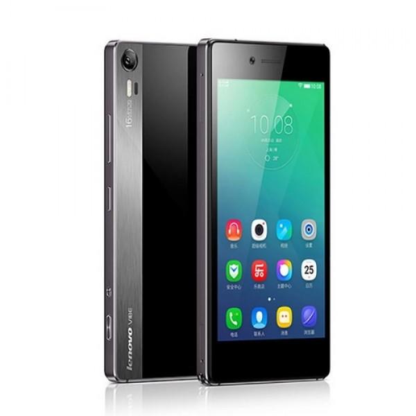 Lenovo Vibe Shot Z90 DualSIM Okostelefon Black Okostelefon
