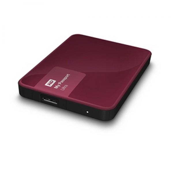 WD USB 3.0 HDD 1TB Wild Berry Kiegészítők