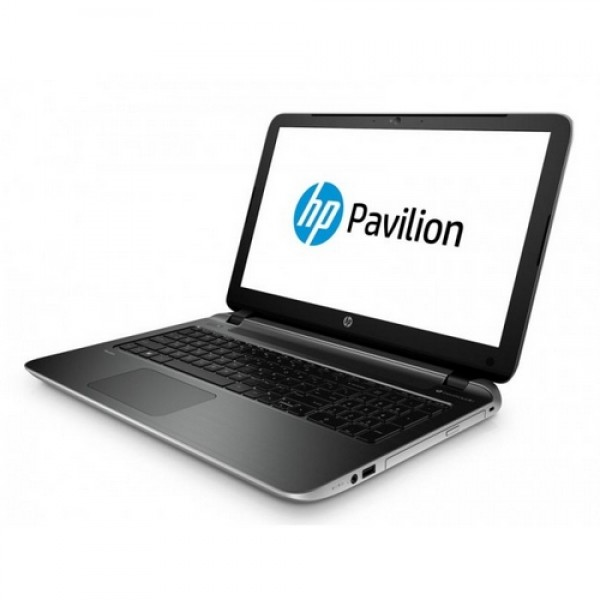 HP Pavilion 15-P255NH M0B78EA Silver FD Laptop