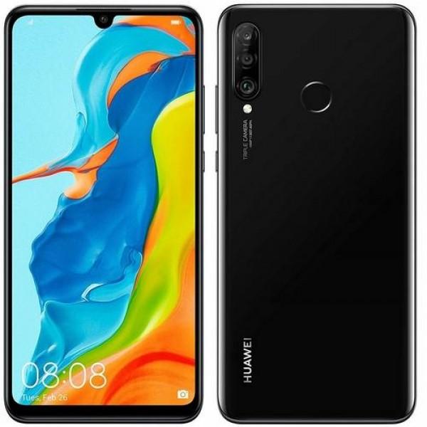 Huawei P30 Lite Black (MAR-LX1A) Okostelefon
