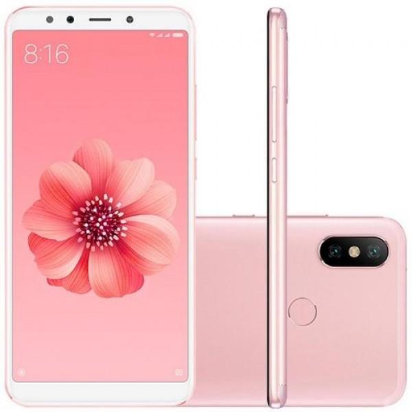 Xiaomi Mi A2 Dual SIM 64GB Rose Gold (MIA264GB_ROSEGOLD) Okostelefon