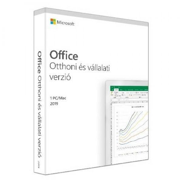 Microsoft Office 2019 Otthoni és vállalati verzió MSR Szoftver