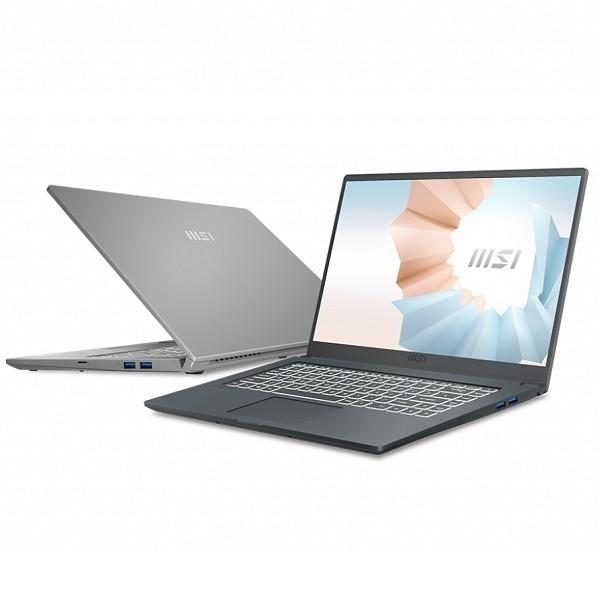 MSI Modern 15 A10M 9S7-155136-492 Carbon Grey NOS - 1TB NVME UPG - 12GB Laptop